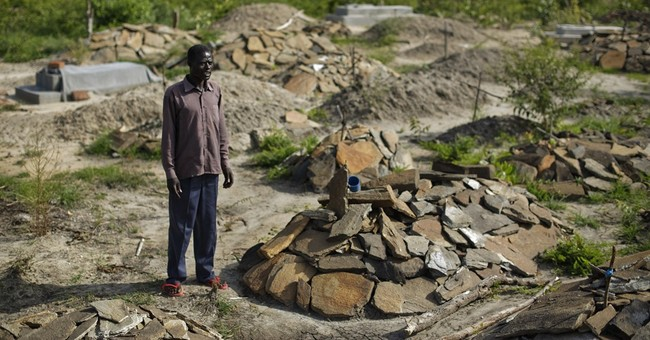 South Sudanese refugees grapple with honoring their dead