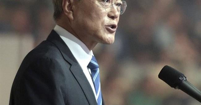 SKorean president calls for NKorean Olympic participation