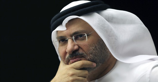 UAE: Arab states don't seek 'regime change' in Qatar