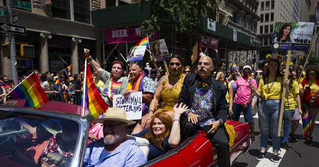 Gay pride parades sound a note of resistance _ and face some