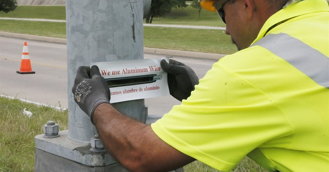 A risky fix to repair a city's gutted streetlight grid