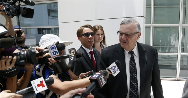 The Latest: Attorney forced to testify against Joe Arpaio