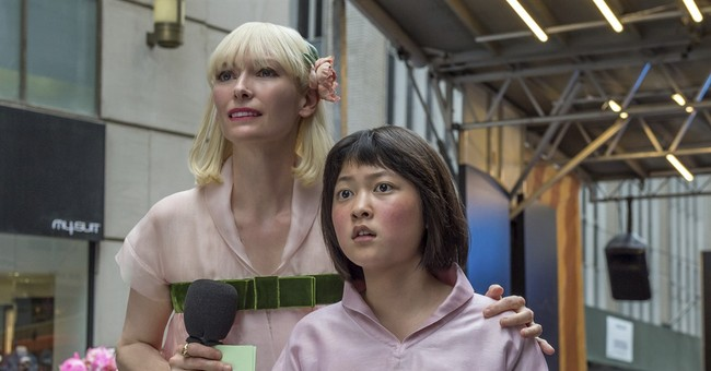 Review: Giant pig movie 'Okja' gives us a lot to chew over