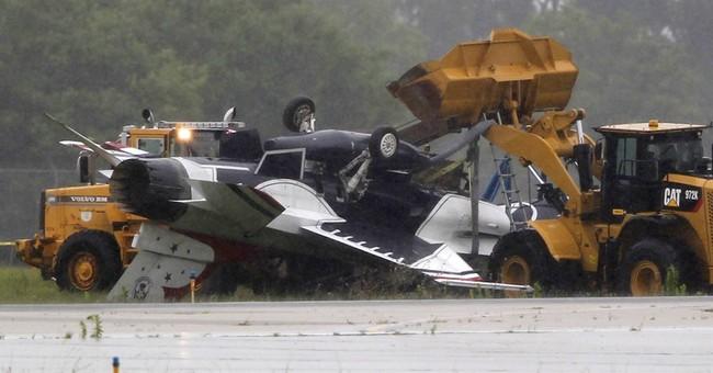 Air show attendance down after Air Force Thunderbirds cancel