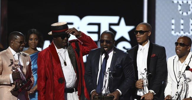 Winners at Sunday night's BET Awards in Los Angeles