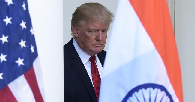 New Poll Shows US Global Reputation Falling Under Trump