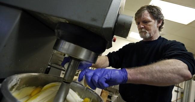 The Latest: Colorado baker disputes anti-discrimination law
