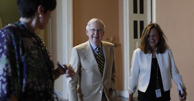 The Latest: 3 GOP senators threaten to oppose health bill