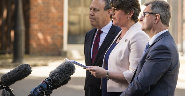 AP Explains: Role of DUP, new partner in UK government