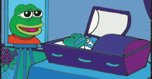 Pepe lives: Cartoonist resurrecting frog hijacked by trolls