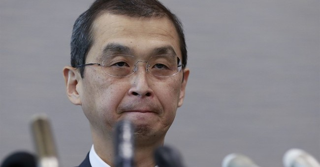 Events leading to air bag maker Takata's bankruptcy filing