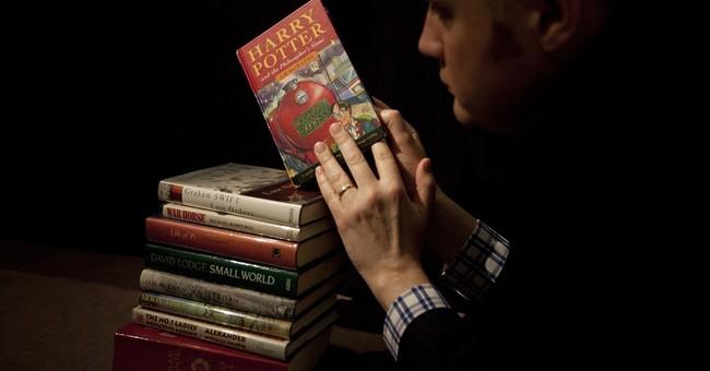 JK Rowling marks 20 years since Harry Potter appeared