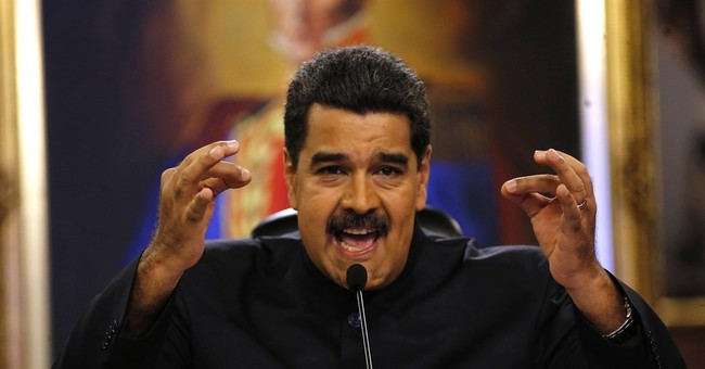 Maduro says helicopter fired on Venezuela's Supreme Court