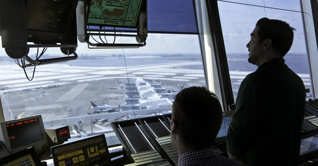 Panel approves bill privatizing air traffic control