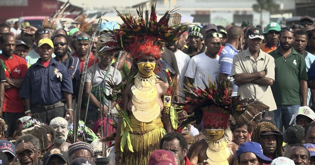 Papua New Guinea votes with corruption and economic woes key