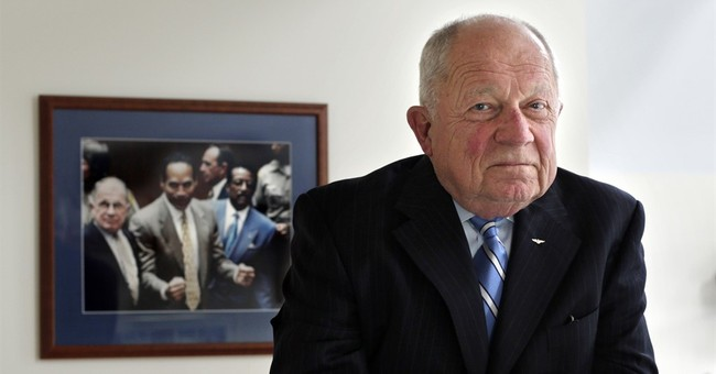 Correction: F Lee Bailey-Bankruptcy story