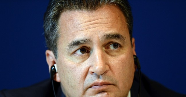FIFA publishes Garcia report on 2018-2022 World Cup bidding