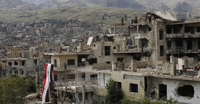 Kremlin dismisses US warning of chemical attack in Syria