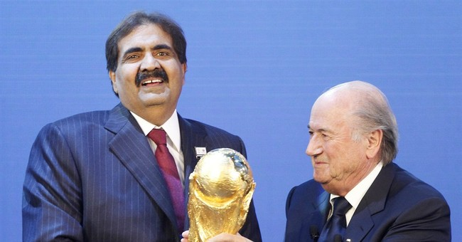 FIFA: No improper activity by Qatar but conduct questioned
