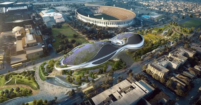 LA City Council Approves Plan For Lucas Museum