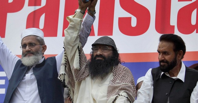 AP Explains: Who is Salahuddin, rebel named terrorist by US?
