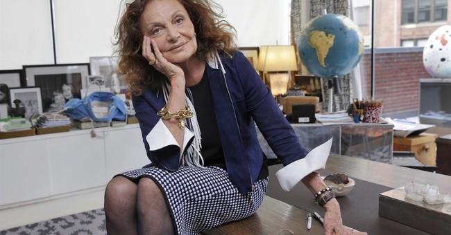 Von Furstenberg, in her 'third act,' focuses on philanthropy