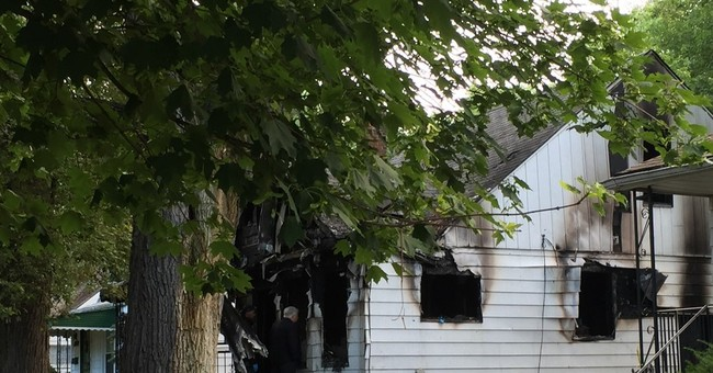 Detroit house fire kills 3-year-old twins, grandmother