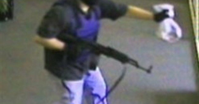 FBI: Montana man is bank robber dubbed 'AK-47 bandit'