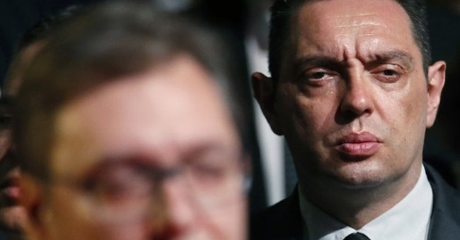 Serbia's openly gay premier to head pro-Russian government