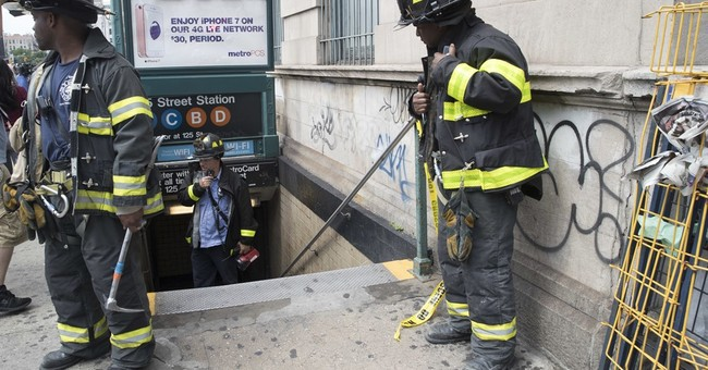 Supervisors suspended amid NYC subway derailment probe
