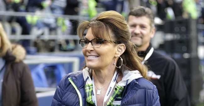 Sarah Palin sues paper for tying her PAC ad to mass shooting