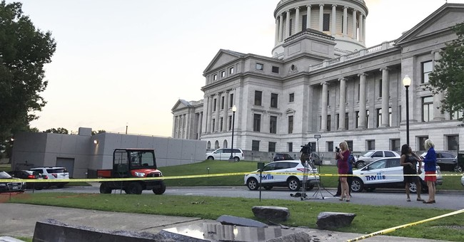 The Latest: Experts: Arkansas case shows mental health need