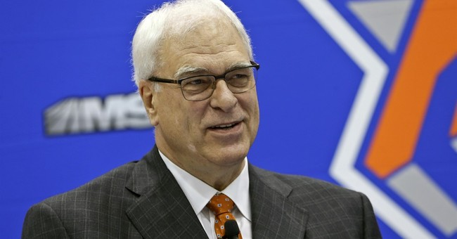 Knicks, Phil Jackson part ways after dismal 3-year run