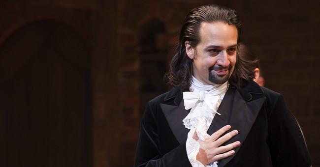 Lin-Manuel Miranda has celebs singing 'Hamilton' for charity
