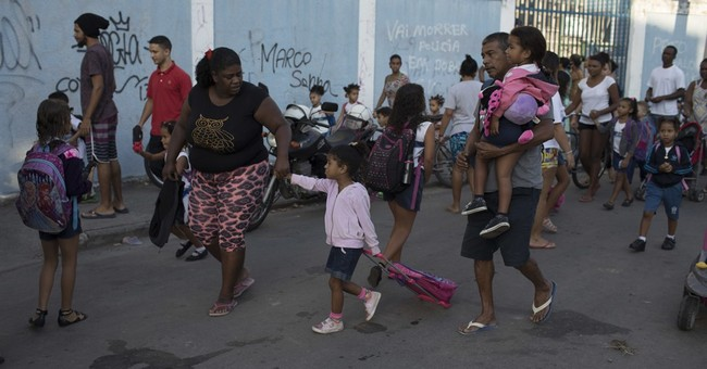 Rising violence takes huge psychological toll in Rio favelas