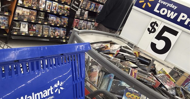 Walmart seeks new products amid online battle with Amazon