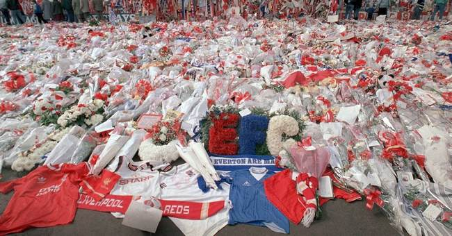 The Latest: Hillsborough: Lawyer, UK soccer official charged