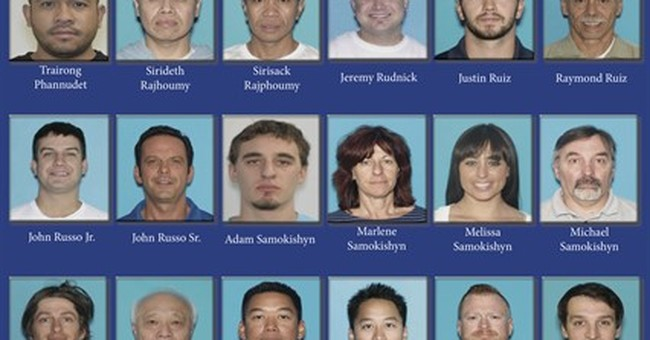 Dozens in Colorado accused of trafficking pot outside state