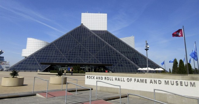 Correction: Rock Hall Exhibit story