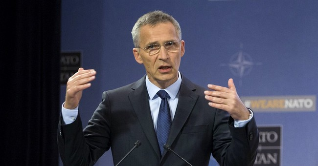 NATO chief: US allies to spend $12 billion more this year