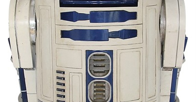 R2-D2 droid used in Star Wars films sells for $2.76m