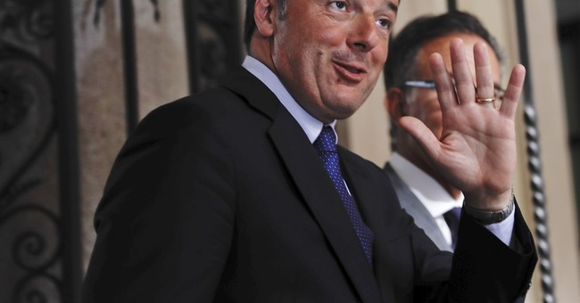 Right-wing basks, leftists regroup after local vote in Italy