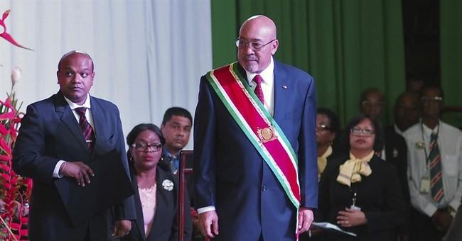 Prosecutor calls for 20-year sentence for Suriname president