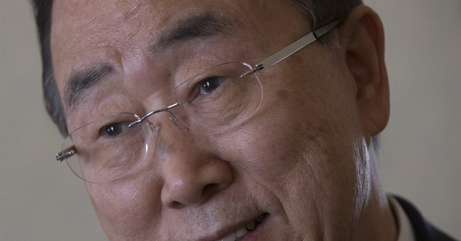 Former UN Secretary-General Ban Ki-moon to speak in Boston