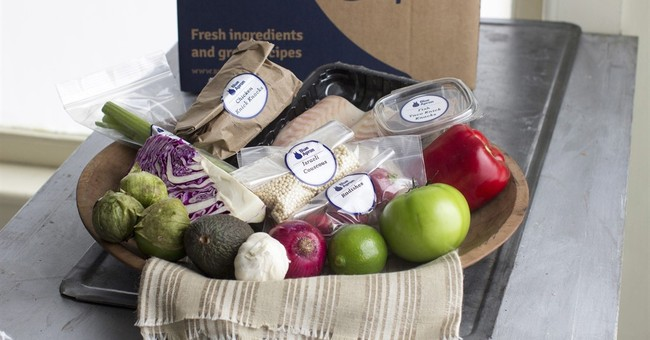 Blue Apron slices share price range, hinting at tough market
