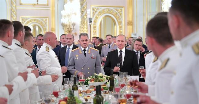 Intel report: Kremlin sees US urging regime change in Russia