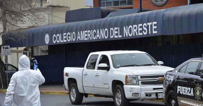 Mexico youth shoots teacher, classmates, then kills himself