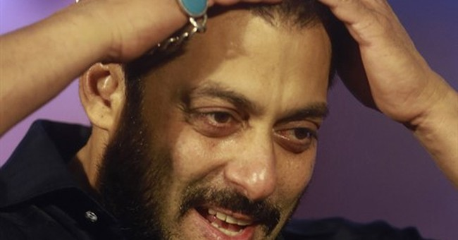 Indian court acquits actor Salman Khan of using illegal arms
