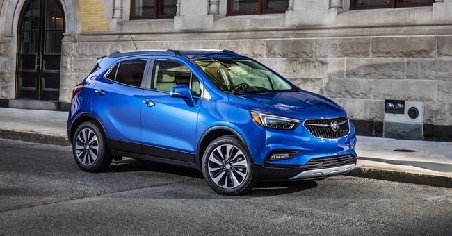 Buick drops price, updates look of Encore subcompact SUV