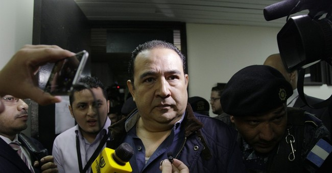 Guatemalan president's brother, son detained in graft probe